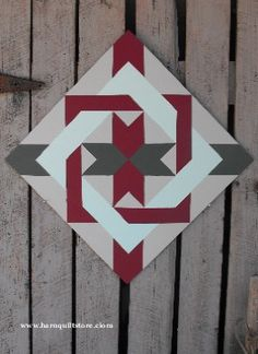 another great Barn Quilt Pattern...