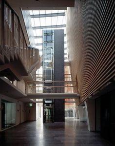 Risultati immagini per 3XN Royal Danish Embassy interior
