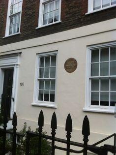 Mozart's London home, snapped by Thomas Kemp