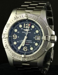 Breitling Aeromarine SuperOcean Steelfish X-Plus A17390 SS automatic men's watch