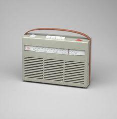 Portable Transistor Radio (model T 24)1956
