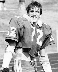 jon hamm playing high school football this is not okay (this is so okay)
