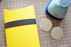 DIY Minion Party Favor How To