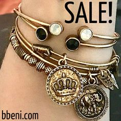 ♥Last Call! 30% OFF Sitewide SALE! A couple of Inspirational last minute Christmas gifts?♥  https://bbeni.com/ #charmbracelets #jewelry