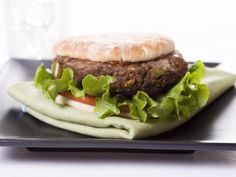 Do burgera bez mięsa