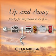 Come in to Merle Norman in Carrollton and ask about all of our special Chamilia deals!!!!!
