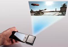 i20 Pico Projector For iPhone