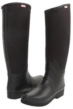 ShopStyle.com: Hunter - Regent St. James (Black) - Footwear $89.99