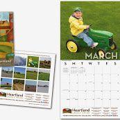 Get your 2014 Heartland Wall Calendar now!