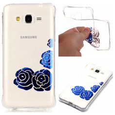 for Galaxy Grand Prime SM-G530 (5.0-inch)Case Lacquered Soft TPU Bag Cover for Samsung Galaxy Grand Prime SM-G530