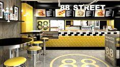 fast food design - Google Search