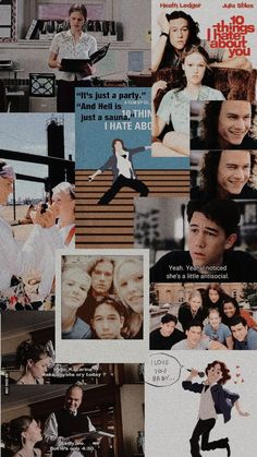 movies 10 thing i hate about you wallpaper col - Inspirational Artwork, Movie Wallpapers, Cute Wallpapers, Iconic Movies, Good Movies, 1990s Movies, Aesthetic Iphone Wallpaper, Aesthetic Wallpapers, About You Mode
