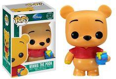 Figurine pop Winnie l'Ourson (Winnie the Pooh) - Winnie l'Ourson (Winnie the Pooh) - Funko Pop! Figurine Pop Disney, Pop Figurine, Disney Figurines, Disney Pop, Toy Art, Pop Vinyl Figures, Pop Figures Disney, Disney Winnie The Pooh, Funko Pop Dolls