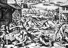 March 22, 1622: Algonquian Indians kill 347 English settlers around Jamestown, Virginia, over a quarter of the colony's population.