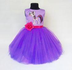 Twilight Sparkle Pony Dress, Twilight Sparkle Birthday Outfit, Twilight Sparkle Tutu