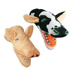 Your eccentric hostess with the mostess friend deserves only the best tools for her kitchen—and by best, we mean the craziest, most outrageous, unexpected accessories around. She'll flip when you give her this kooky Farm Animal mitt set, which includes a brilliantly illustrated cow for one hand, and a pig for the other. With these quilted cotton gloves helping out with the cooking, you can count on many wild meals to come. $12