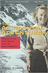 The Accidental Adventurer by Barbara Washburn *favorite*