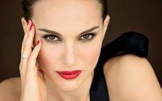 Natalie Portman, beautiful face wallpaper
