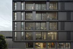 Gallery of Renovation of México Fortius Office Building / ERREqERRE Arquitectura y Urbanismo - 8