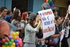 Segundo dados do 8º Anuário Nacional de Segurança Pública, o Brasil pode ter tido 143 mil casos de estupro em 2013. Saiba como denunciar.