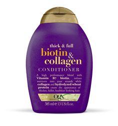 Shampoing à la Biotine et au Collagène Mode d'emploi… Appliquer généreusement le shampooing sur les cheveux mouillés, masser du cuir chevelu aux pointes puis rincer abondamment vos cheveux. Après le shampooing, appliquer l'après-shampooing. Précautions : En cas de contact avec les yeux, rincer à l'eau. Pour de meilleurs résultats, combiner avec d'autres produits OGX.