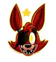 Ended up finishing a Foxy headshot I doodled out and thought I'd use it as my first lil' thing to put up on Redbubble. :) http://www.redbubble.com/people/orlandofox/works/12643524-fnaf-foxy-headshot Considering I've seen quite a few other products on...