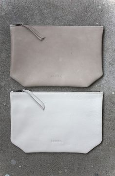 Simple Colored Clutches