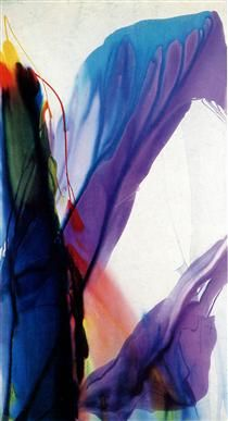 Phenomena Yonder Near Artist: Paul Jenkins Completion Date: 1964 Style: Abstract Expressionism, Lyrical Abstraction Genre: abstract Abstract Expressionism, Abstract Art, Modern Art, Contemporary Art, Wow Art, Schmuck Design, Art Plastique, Oeuvre D'art, Graphic
