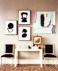 The Peak of Tres Chic: Artwork to Adore