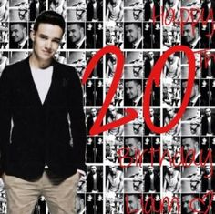 Happy birthday Liam! Your officially 20 in ny now!! I hope your spending you birthday with the boys and you family and Sophia! I hope you know how proud we are of you and the boys and we love you! Directioners forever!! Happy birthday!!!