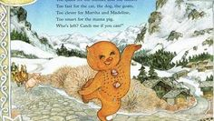 The Gingerbread Baby by Jan Brett - Video Dailymotion