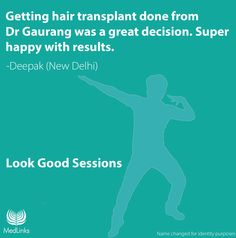 Deepak New Delhi Name Change, Hair Transplant, New Delhi, Identity, Personal Identity