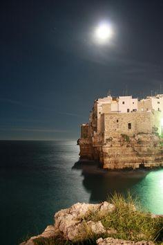 Polignano a Mare, Bari, Puglia. Che Meraviglia!
