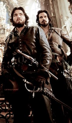 The Musketeers Only