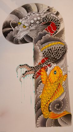 japanese tattoo sleeves - Google Search
