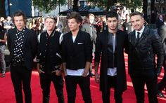 Congrats to One Direction for winning a spot on our 25 Crushable Guys Under 25 list. Click here to see where they placed!