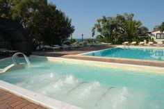 Villaggio dei Fiori Whirlpool Jacuzzi