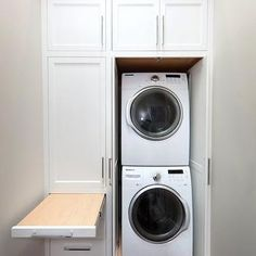 Pull Out Ironing Board, Transitional, laundry room, Marsh and Clark