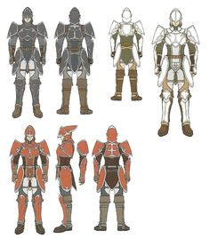 Fantasy Armor, Anime Fantasy, Animation Reference, Art Reference Poses, Armor Concept, Concept Art, Character Concept, Character Art, Knight Drawing