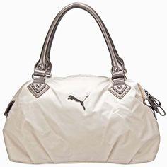 Favorite brand of purse! Puma