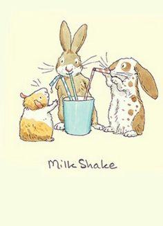 """""""Milk shake"""", Anita Jeram"""