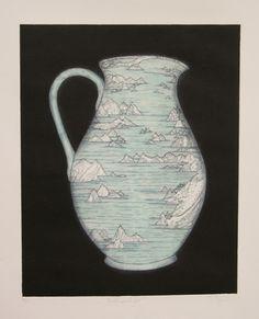 Sally Spens - Printmaking & Textiles, Constantine, Falmouth