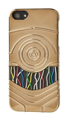 Star Wars C3P0 Collector Case for iPhone 5
