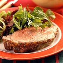 Herbed Rib Roast ~ WW 6PP