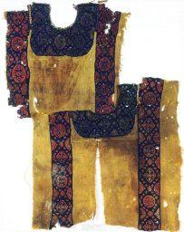 Byzantine tunic | Yoke of Tunic | The Art Institute of Chicago