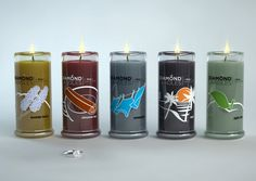 Diamond Candle Giveaway – TWO Winners (ends 7/5)