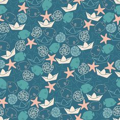 Фоны морские, Backgrounds
