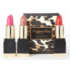 Beauty Klass Lip Collection by Myleene Klass for Littlewood's Ireland: Colour Me Surprised