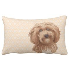 Check out all of the amazing designs that Labradoodle Love™ has created for your Zazzle products. Make one-of-a-kind gifts with these designs! Labradoodle Dog, Australian Labradoodle, Lumbar Pillow, Throw Pillows, Red Peach, Dogs, Gifts, Design, Decor