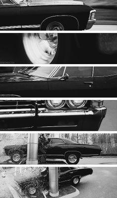 Dream car. 1967 Chevy Impala.